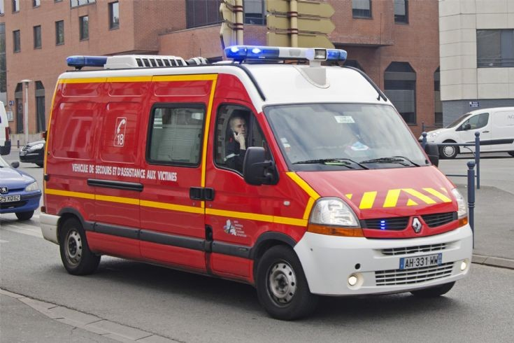 Ambulance Photos  State Ambulance In Arras, France