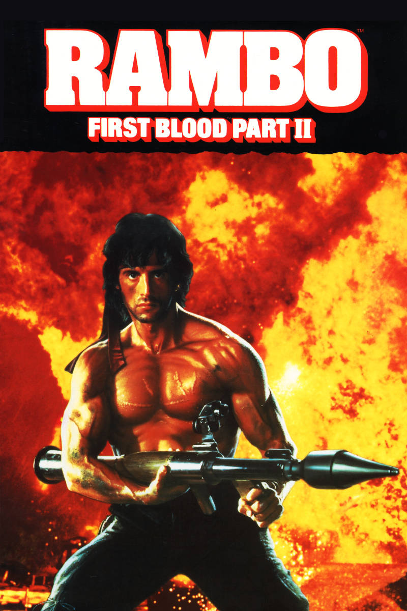 Rambo: First Blood Part II (1985) now available On Demand!