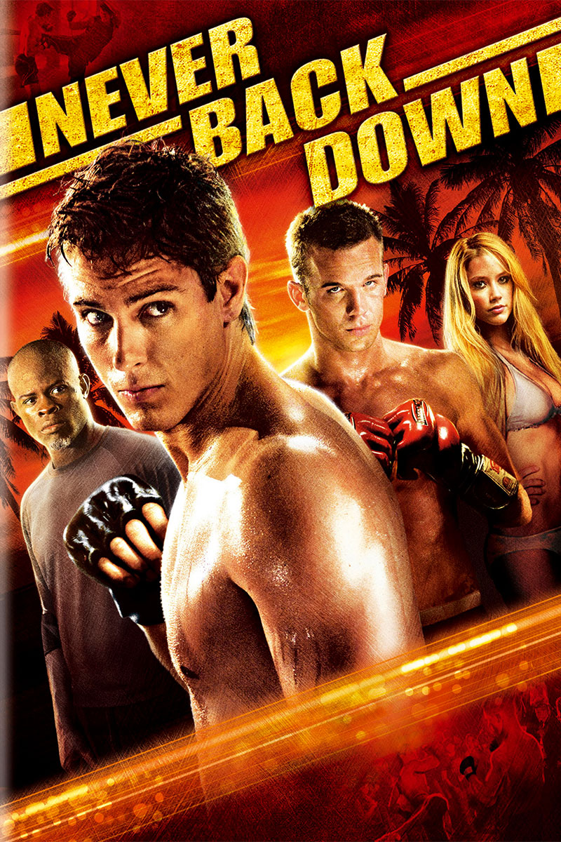 Never Back Down 3 : never, Never, Available, Demand!