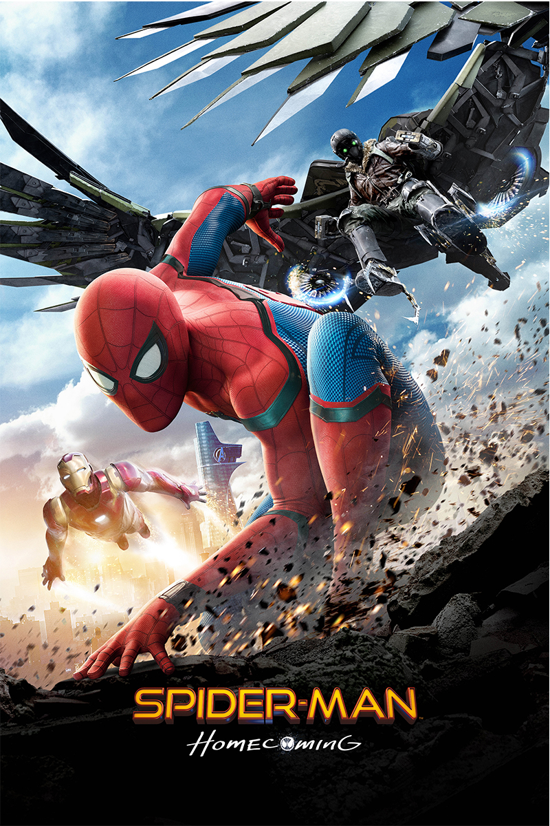 Spider Man Far From Home Lk21 : spider, Spider-Man:, Homecoming, Available, Demand!