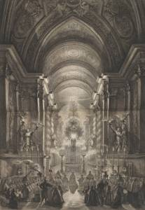 History of incense in Catholic Church