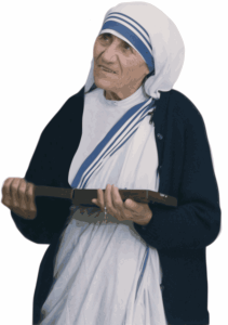 St Teresa of Calcutta love quotes
