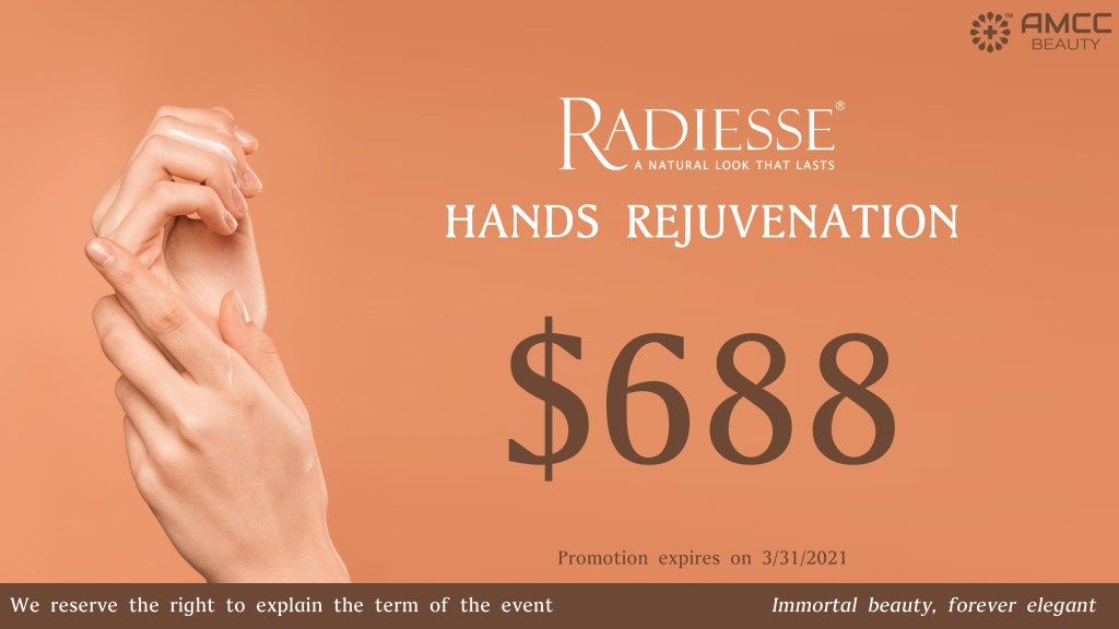 radiesse for hands EN