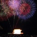 ふじさわ江の島火大会2018の日程とアクセスや有料席、混雑状況は?