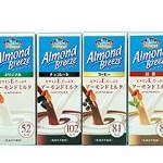 アーモンドミルクの効果と栄養 牛乳、ライスミルクとの違いは?