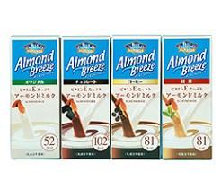 アーモンドミルクの効果・栄養