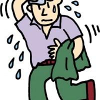 多汗症 汗かき 対策 運動と食事