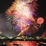 隅田川花火大会2019の日程と有料席の予約方法を紹介します。