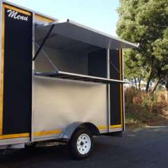 Kitchen Trailer Delta Single Handle Faucet Installation Mobile Trucks For Sale In South Africa On Truck 2019