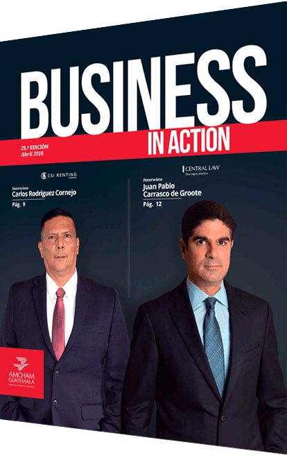 Revista business in action abril 2018