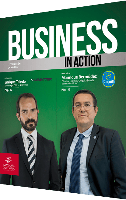 Revista business in action junio 2018