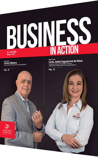 Revista business in action mayo 2018