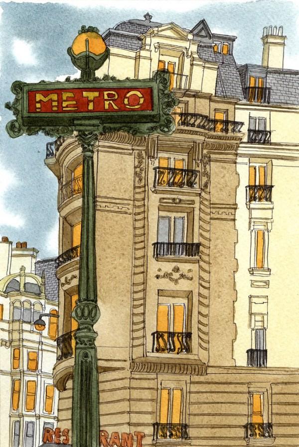 Surprise in Paris
