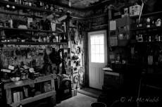 A (semi) well-organized garage