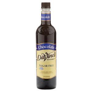 Da Vinci Sugar Free Chocolate (750 ml)