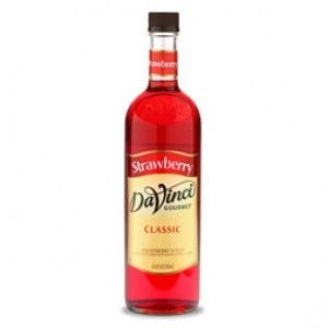 Da Vinci Strawberry (750 ml)
