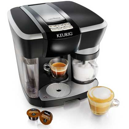 Keurig Rivo Espresso Latte Cappuccino Maker-from AM Coffee Shack