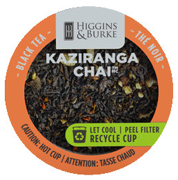 Higgins & Burke Kaziranga Chai Loose Leaf Tea (24 Pack)
