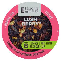 Higgins & Burke Lush Berry Loose Leaf Tea (24 Pack)