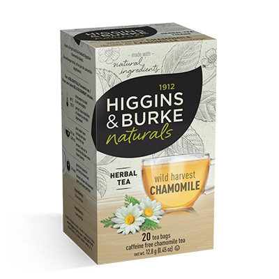 Higgins and Burke Wild Harvest Chamomile