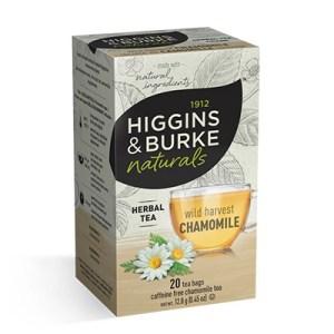 Higgins and Burke Wild Harvest Chamomile