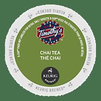 Timothy's Chai Tea (24 Pack)
