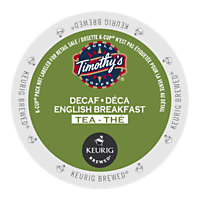 Timothy's English Breakfast Tea Decaf (24 Pack)