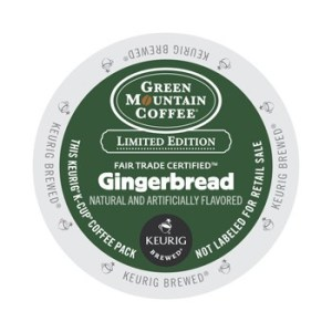 Green Mountain Gingerbread *Limited Edition* (24 Pack)