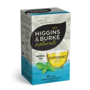 Higgins and Burke Peppermint