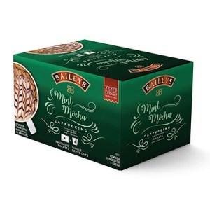 Bailey's Mint Mocha Cappuccino K-cups