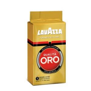 Lavazza Oro whole beans 1kg bag
