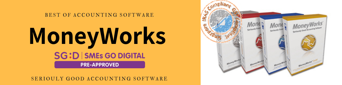 moneyworks - best accounting software solution