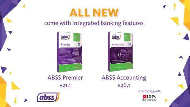 ABSS / MYOB DBS