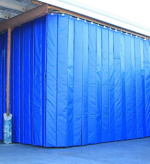 Acoustic Curtains Sound Barrier Curtains  Dividers