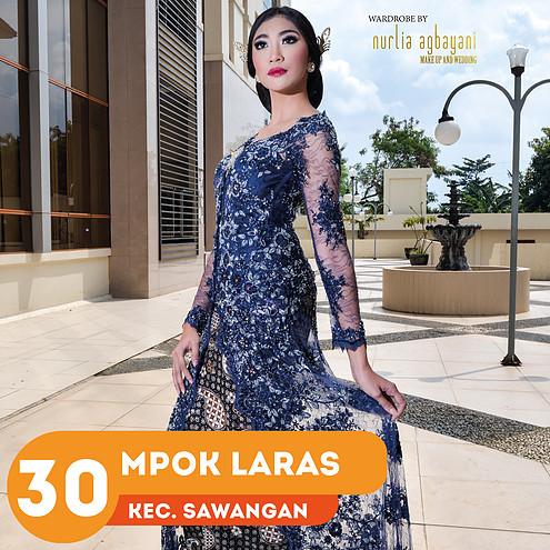 depokita - finalis mpok depok 2016 - mpok laras