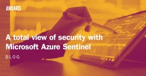 Microsoft Azure Sentinel - a comprehensive view of cyber security