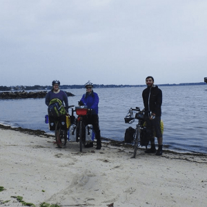 Elyssa's Cross Country Bike Adventure