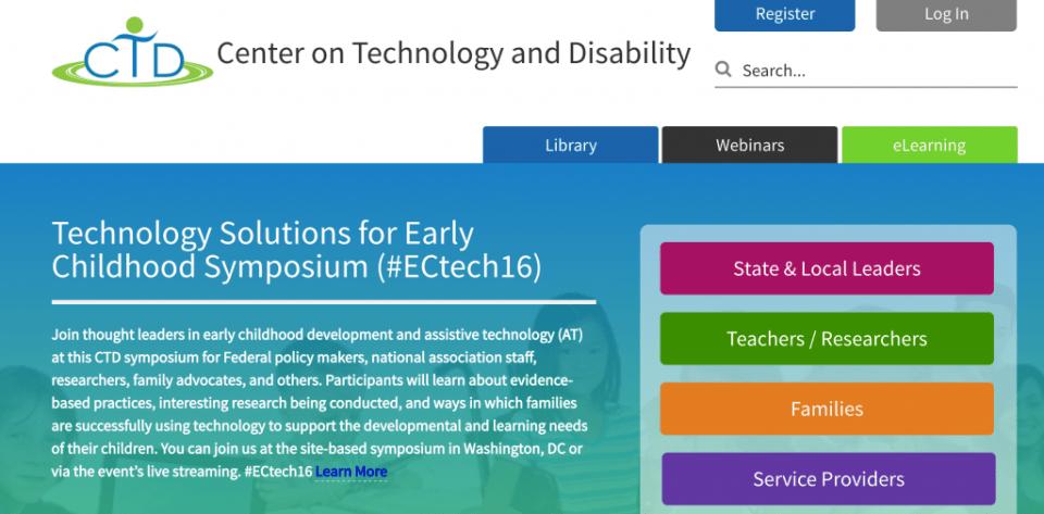 CTD Homepage