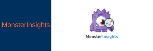 Monster insights plugin logo