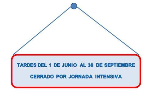 TARDES CERRADO WEB