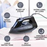 Pur Professional Grade 1700W Steam Iron