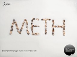 commercial to not to meth by 'industrial strange'.