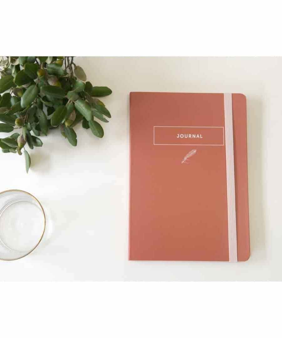 Journal - A JOURNAL, Notebook, ame bordeaux, carnet, boutique bordeaux, carnets