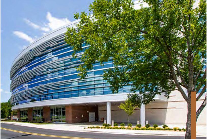Atriuem Health Pineville Exterior