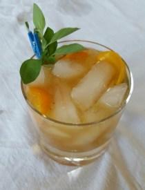 Kumquat Smash cocktail Craig Stoltz cocktail blog A Measured Spirit