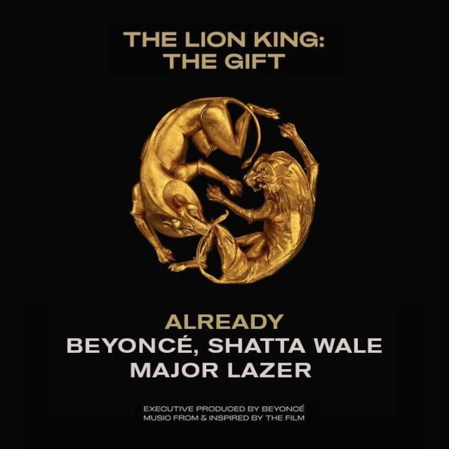 MUSIC : Already – Beyonce Ft Shatta Wale & Major Lazer