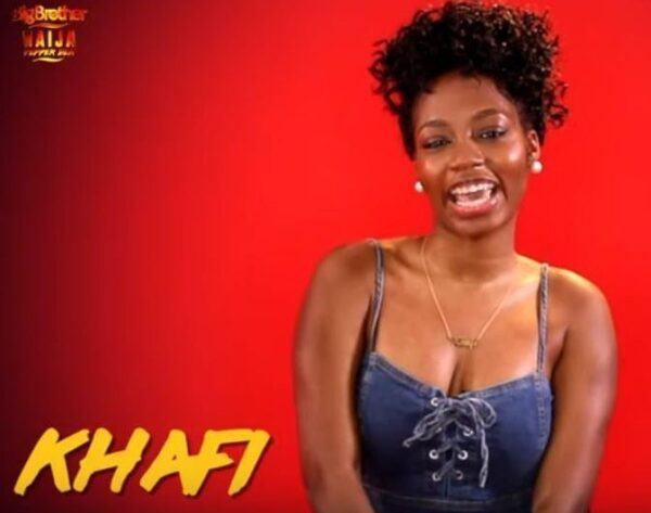 Khafi Kareem faces sack for 'having sex' on Nigerian Big Brother after being told not to take part