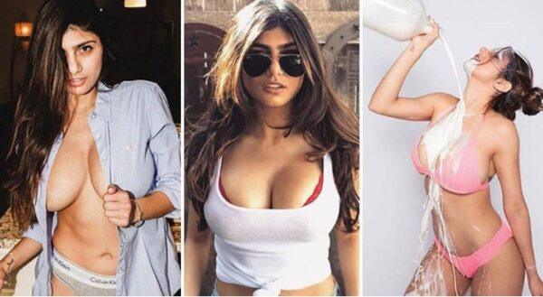 Mia Khalifa: I only made a total $12k (N4.3m) in my career as a porn star