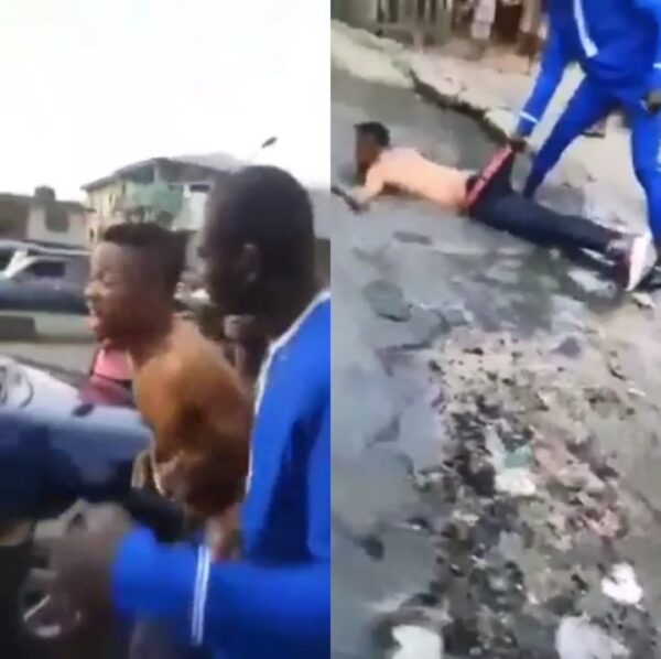 Yahoo Boy Confesses Then Runs Mad After Refusing To Use His Mother As Sacrifice