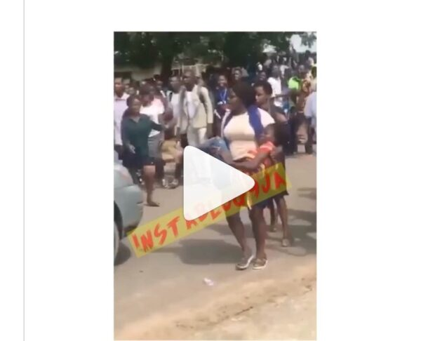 Over 20 OOU Students Hospitalized Following A Stampede, Ahead Of A Test